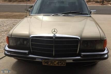 1974 Mercedes-Benz 450 Sedan....$...REDUCED Wallaroo Copper Coast Preview