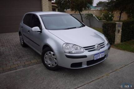 2005 Volkswagen Golf Hatchback Salter Point South Perth Area Preview