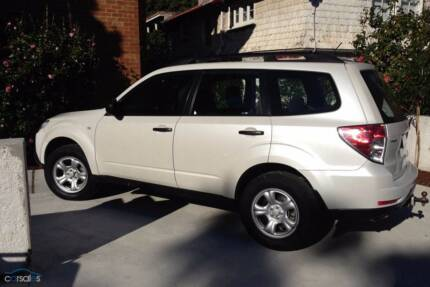 DEALER > PRIVATE SALE > YOURS | 2011 Subaru Forester Wagon X Cremorne North Sydney Area Preview