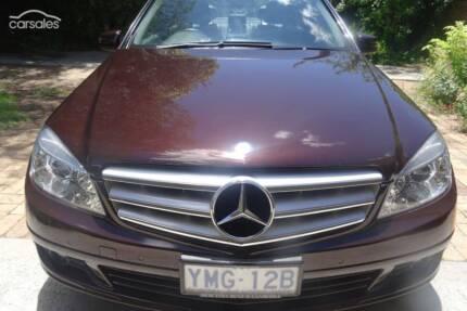 Mercedes Benz - 2010 C200 CGI