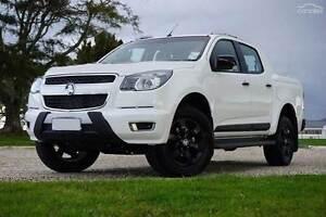 2012 Holden Colorado Ute Kyneton Macedon Ranges Preview