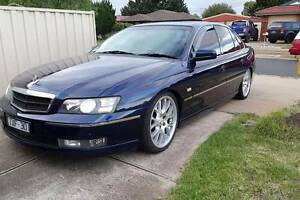 2004 V6 Holden Caprice Sedan Brookfield Melton Area Preview