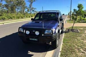 Very Tidy 1998 Nissan Patrol Wagon. Turbo Diesel Gladstone Gladstone City Preview