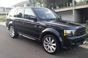 2013 Range Rover Sport L320 SDV6 Silver Pack Wollongong Wollongong Area Preview