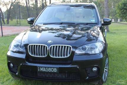 2010 BMW X5 E70 xDrive40d Sport Wagon 5dr Steptronic 8sp 4x4 3.0D
