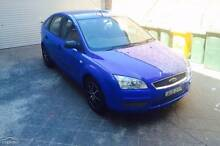 2005 Ford Focus Hatchback Rozelle Leichhardt Area Preview