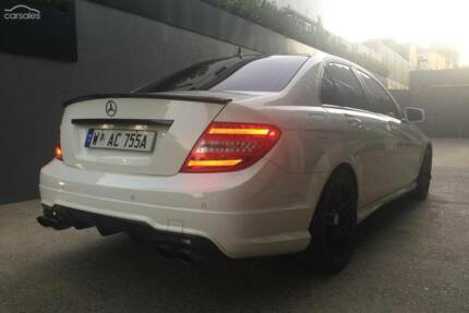 2012 Mercedes-Benz C200 AMG REPLICA FULL KIT