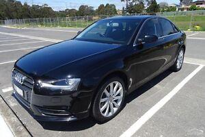 2012 Audi A4 Sedan Melbourne CBD Melbourne City Preview