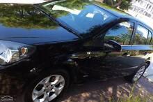2007 Holden Astra CDX Hatchback Auto Saphire Black Eden Hill Bassendean Area Preview
