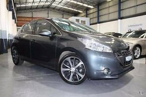 2012 Peugeot 208 A9 Allure Premium Hatchback 5dr Auto Alphington Darebin Area Preview