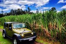 2008 Jeep Wrangler Unlimited Convertible City North Canberra Preview
