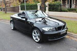 2009 BMW 120i Convertible Dulwich Burnside Area Preview
