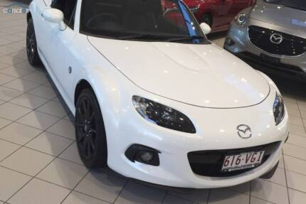 2014 Mazda MX-5 Convertible Low KM, like new car Calamvale Brisbane South West Preview
