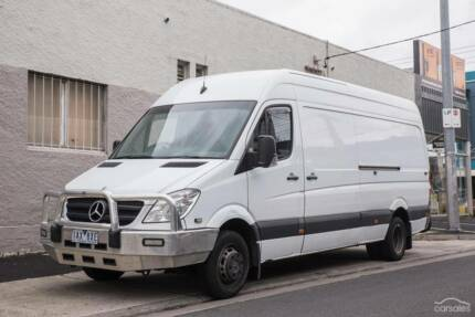 2010 Mercedes-Benz LWB Sprinter 519 CDI 3litre V6 Turbo Diesel