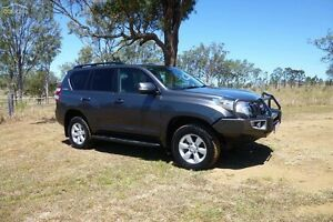 2014 Toyota Prado GXL 3.0Lt Turbo Diesel Auto Rosevale Ipswich South Preview