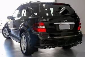 19INCH MERCEDES ML63 AMG ALLOY WHEELS GENUINE W164✺ML320 350 500✺ Georges Hall Bankstown Area Preview