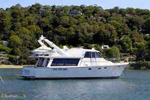 Boat Motor cruiser Sydney City Inner Sydney Preview