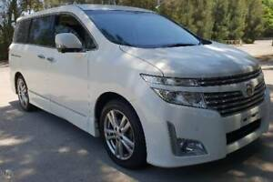 2010 Nissan Elgrand Highway Star E52 Auto 3.5LTR Arncliffe Rockdale Area Preview