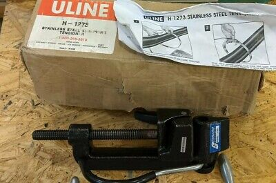 H-1273 U-line Steel Band Strapping Plier Manual Tensioner - Open Box
