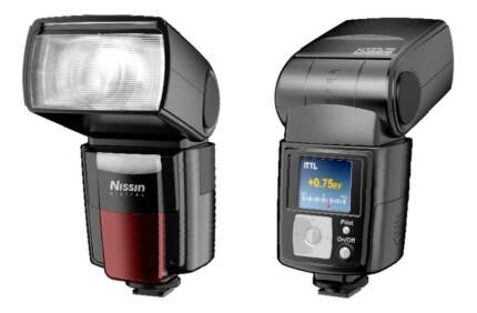 Nissin Di866 Professional for Canon Campbelltown Campbelltown Area Preview