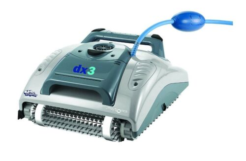 Maytronics Dolphin DX3 Robotic In-Ground Pool Cleaner with 4