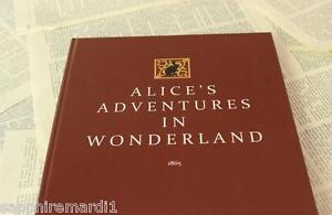 2 bks Alice's Adventures in Wonderland & Through The Looking Glass.Salvador Dali