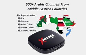 The best IPTV to date, 2 year subscription for $230 with iptv box