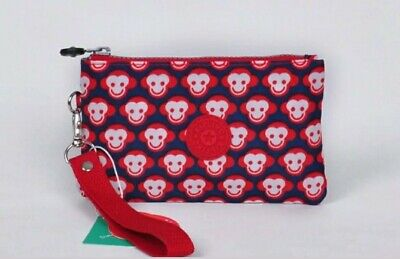 BNWT Ladies Kipling monkey design  Purse / make up pouch / travel pouch