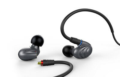 FiiO F9 Pro Balanced IEM Headphones With Hybrid Knowles Triple-Driver Design