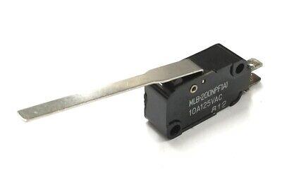 Mulon Mlb-200npf1a1 Spst-nc On-off Long Lever Micro Switch 10a 125v Ac