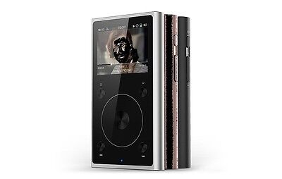 Fiio X1 2ND Generation Portable Music Player Silver