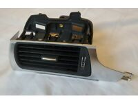 Audi A6 C7 Front NS Left Speaker Cover Grill Black New 4G00354194PK