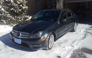 Mercedes C350 2013 4MATIC AMG
