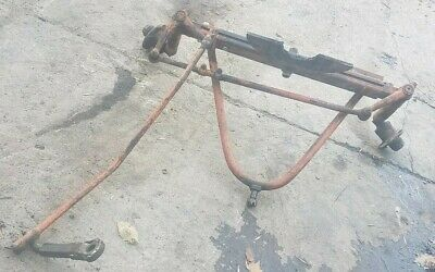 Allis Chalmers B Tractor Adjustable Wide Front Assembly Complete Ac C