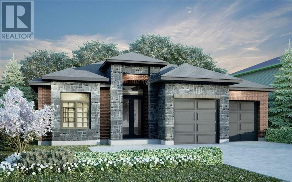 LOT 98 BRUSHLAND CRESCENT London, Ontario | Houses for ...
