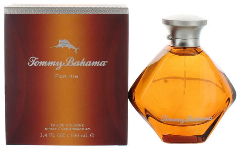 For Him by Tommy Bahama for Men EDC Cologne Spray 3.4 oz. New in Box