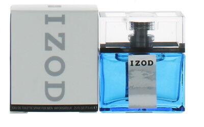 IZOD by Phillips Van Heusen for Men EDT Cologne Spray 0.25 oz. New in Box