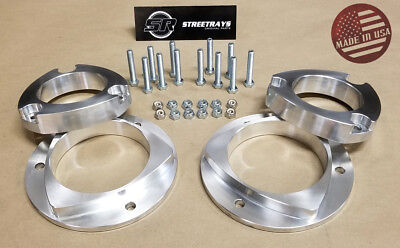 StreetRays 15 Billet Lift Kit Spacers for 02 07 Impreza  98 08 Forester ALL