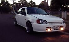 Toyota starlet Willmot Blacktown Area Preview