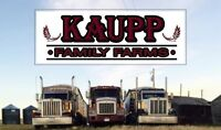 Kaupp Family Farms is Hiring!