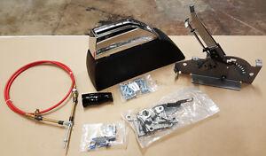 SALE B&M 80681 Z-Gate 3-Speed Automatic Shifter GM Chevy Ford Mopar Chrysler