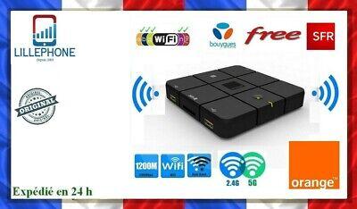 HOMEPOINT Répéteur Wifi Routeur Intelligent Norme B/G/N/AC 1200 Mbps