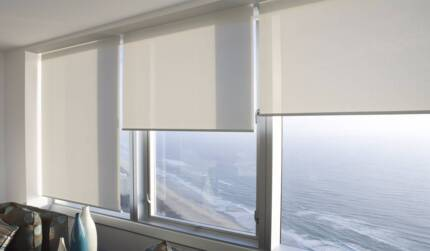 Roller Blinds + Installation