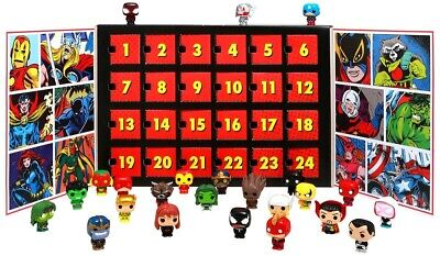 Funko MARVEL Advent Calendar Pocket Pop! Minis 24 pcs - FREE SHIPPING