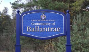 WANTED: BALLANTRAE HOUSE/APT RENTAL