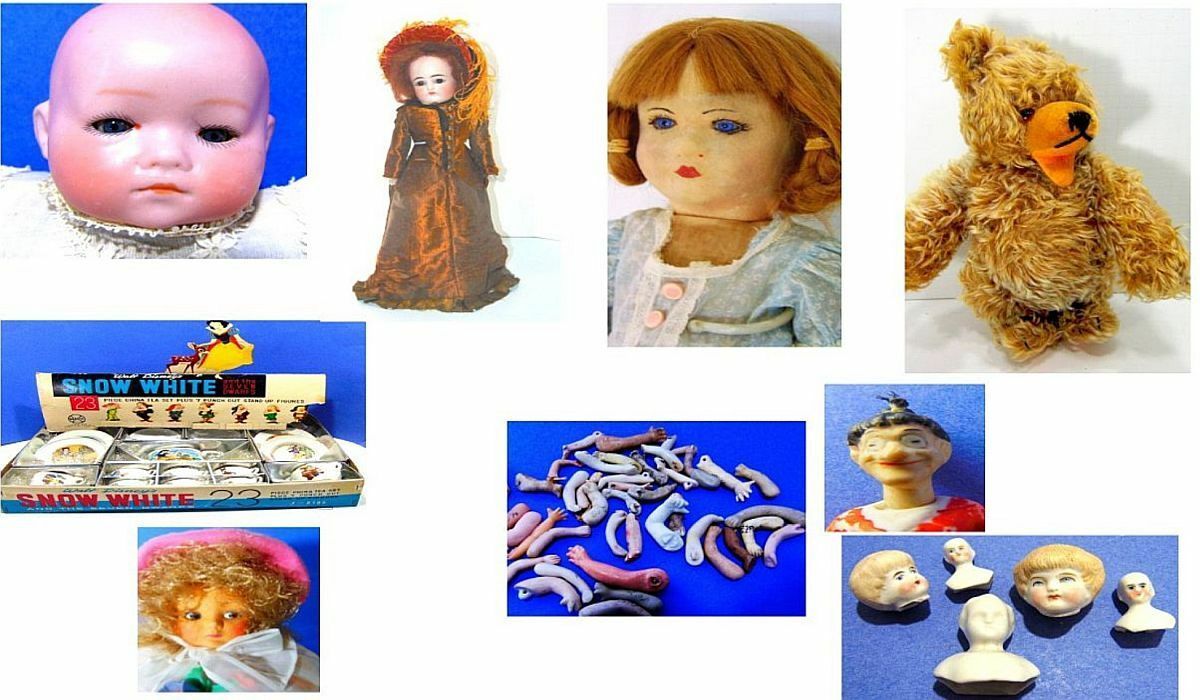 Dolls_Antique/Vtg/Modern_Since 1998