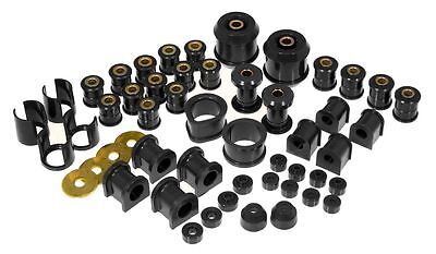 PROTHANE TOTAL SUSPENSION BUSHING INSERTS For NISSAN 240SX 89-94 S13 BLACK KIT