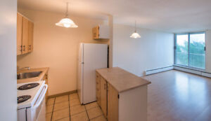 1 Bedroom downtown  with Balcony!