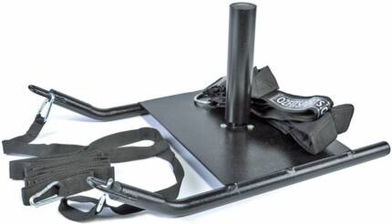Heavy Duty Power Weight Sled with Olympic Sleeve Malaga Swan Area Preview