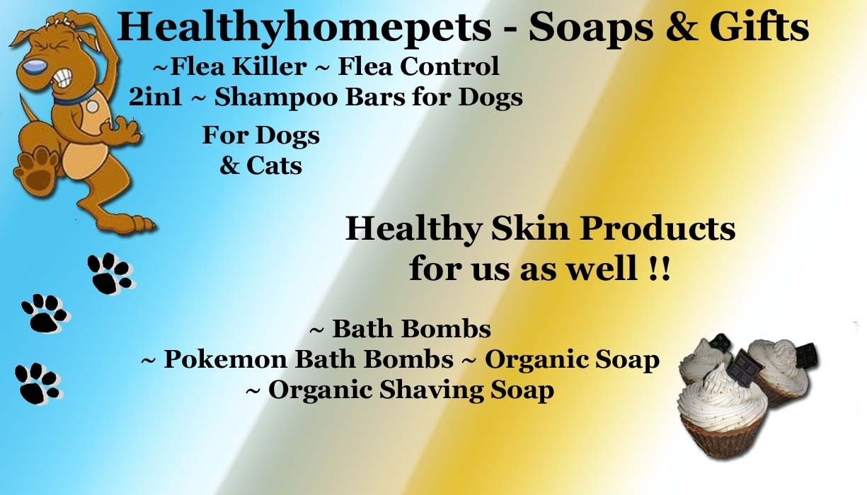 Healthyhomepets - Soaps - Gifts